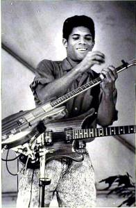 Stanley Jordan (image courtesy of PAHA photo archive)