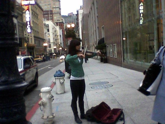 Emily Palen, 2010 San Francisco