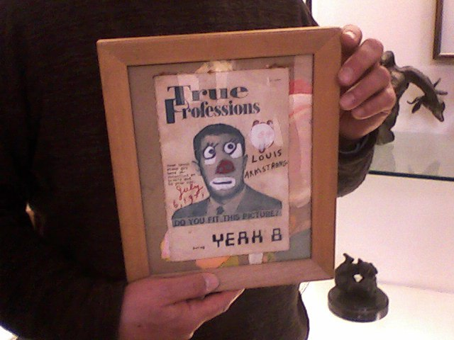 "True Professions by Ray Johnson inspired my ""True Professor"" memoir below"