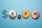 Time Magazine art by Sarina Finkelstein symbolizing free donuts