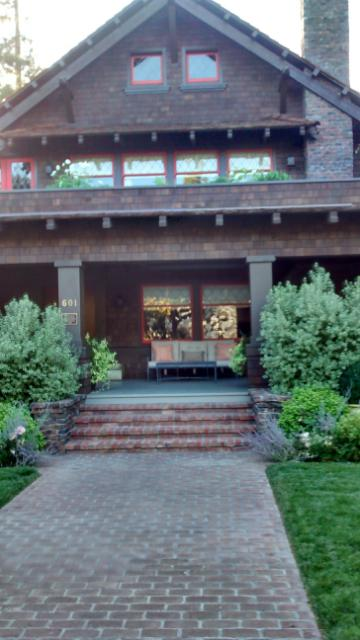 Our Palo Alto dream house at 601 Melville