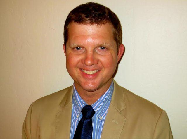 new Paly dean Adam Paulson