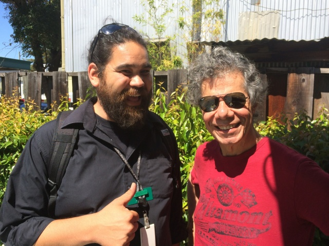 The Sigua Corea Duo, an exclusive for Whole Foods and Earthwise Productions / Plastic Alto, Saturday, August 9, 2014 Palo Alto, California, 2.5 miles from Bing