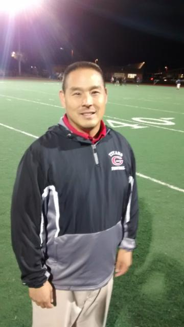 Gunn coach Shinichi Hirano likes his prospects for league play despite a win-less start to season; his Titans have stayed within a touchdown of winning in three of four starts.