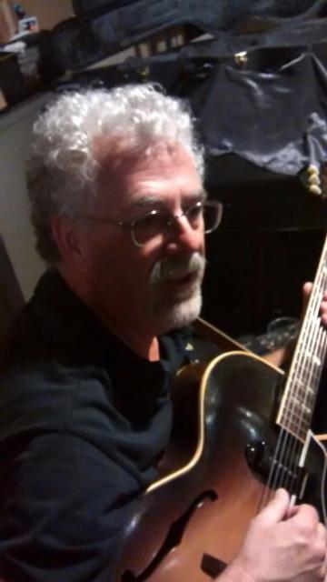 Bill Murphy Palo Alto jazz griot