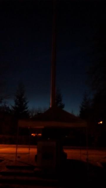 6:33 a.m. at 27 Uni