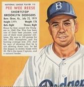 1953 Redman Pee Wee Reese, Brooklyn