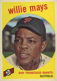 1959WillieMays