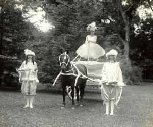 day on the green prototype, menlo atherton circa 1920