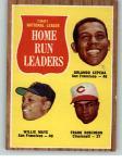1962 leaders