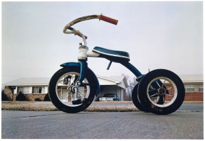 William Eggleston: UNTITLED (MEMPHIS), 1970,